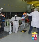 Soccorsi 233 migranti a sud di Lampedusa