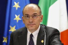 Italy entering a 'pivotal' year in economics, says Letta