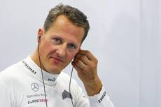 Schumacher's condition remains stable