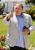 Gerard Depardieu gets in legal row over noisy bar in Lecce