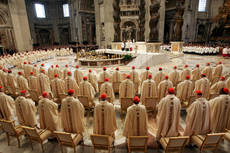 New questions arise as conclave rules change