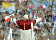 Pope shocks world with resignation