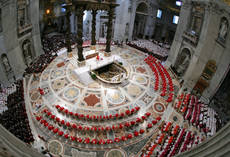 Conclave should start March 15