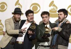 Grammy Awards, trionfano Fun e Gotye