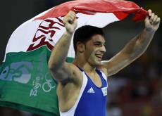 Italian Olympian lambasts IOC's decision to cut wrestling