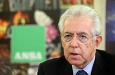 'Financial fire' risk with Berlusconi says Monti