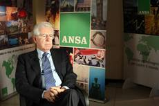 No regrets on getting into politics says Monti