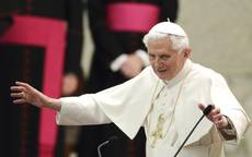 Outgoing pope to remain 'hidden from the world'
