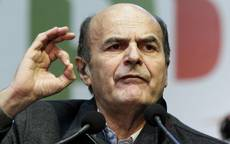 Bookies favor PD head Bersani in upcoming elections