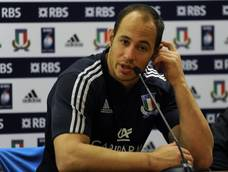 Rugby: Parisse returns to revamped Italy against England