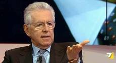 Monti says Berlusconi scared of TV debate with him