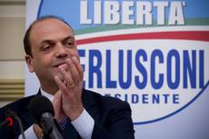 PdL's Alfano calls center-right performance 'extraordinary'