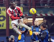 Inter fined for Balotelli racist abuse