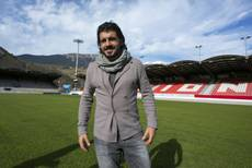 Soccer: Gattuso made player-coach of Sion
