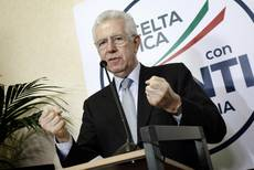 Monti satisfied, says will have influence after vote