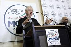 Monti summons senior ministers, Bank of Italy chief