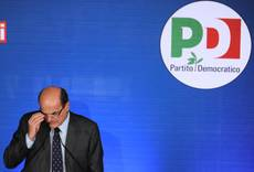 Vote shows Italians sick of 'politics as usual' says Bersani