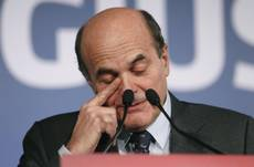 Bersani says PD takes stock with 'humility' of vote result