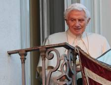 Pope Benedict's retirement goes into effect