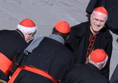 Pre-conclave 'congregations' wind up first day