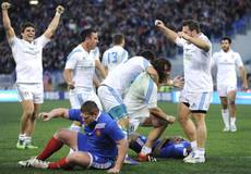 Rugby: Italy make one forced change for Scotland