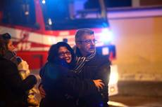 Father and daughter die in fire near Milan
