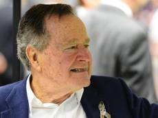 Violate da hacker e-mail George H. Bush
