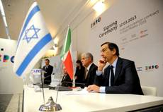Israel signs contact for Milan Expo