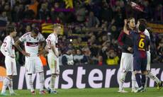 Soccer: Milan fear repercussions after Barca drubbing