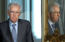 Monti asks EU leaders to reflect on 'Italian case'