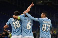 Soccer: Lazio drawn against Fenerbahce in Europa League