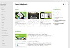 Dopo stop Google Reader boom per Feedly