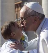 Pope Francis answers 3-year old girl's letter
