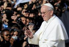 Rugby: Italy 'dream' of seeing Pope Francis at Pumas clash