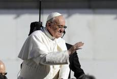 Pope Francis claims role as bridge-builder