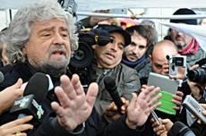Grillo: 'Se falliamo, violenza e rabbia nelle strade'