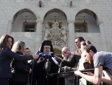Cipro: vescovo benedice uscita da euro