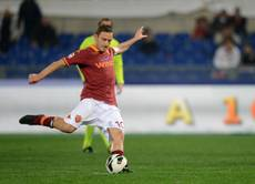 Soccer: Totti reaches Nordahl mark, only Piola left