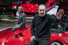 Ferrari unveils new super model