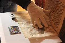 Dagli Usa per restauro manoscritto