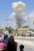 Mogadiscio, 5 morti in attentato