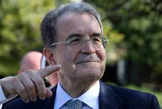 Prodi to return to Italy 'as soon as possible'