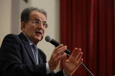 Prodi to be centre left's new Italian president candidate