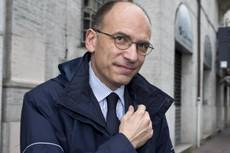 Letta expresses 'sober satisfaction' at govt team