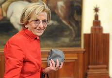 Bonino says don't blame Germany for Italian debt