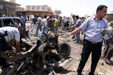 Iraq: dieci morti in attentati