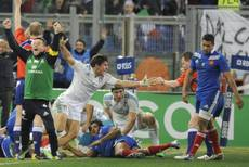 Rugby: Italy winger Venditti to miss start of Six Nations