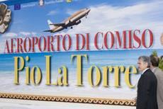 Inaugurato aeroporto Comiso