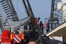 Death toll rises to five from Genoa port accident