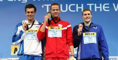 Nuoto:1500,oro Istanbul torna a Glaesner